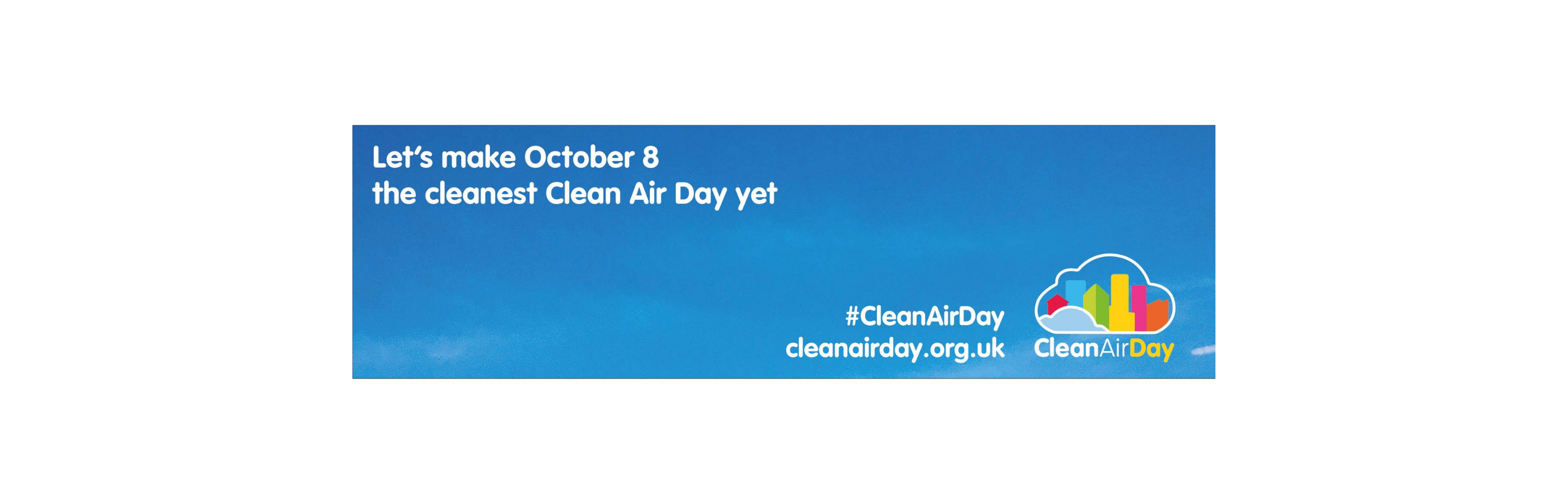 A thumbnail of the Clean Air Day email footer