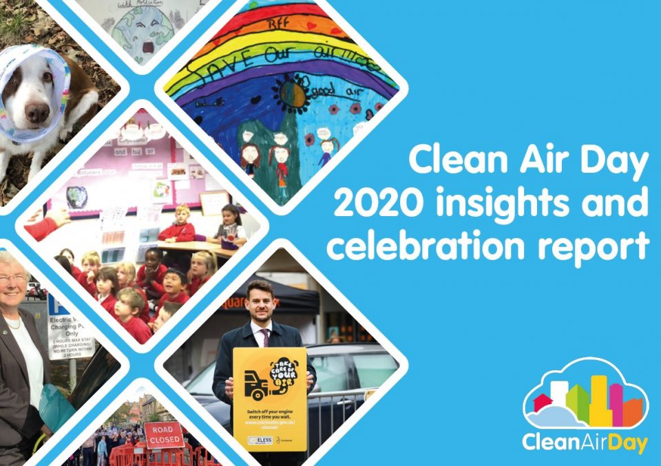 Clean Air Day 2020 - Celebration and Insights Report